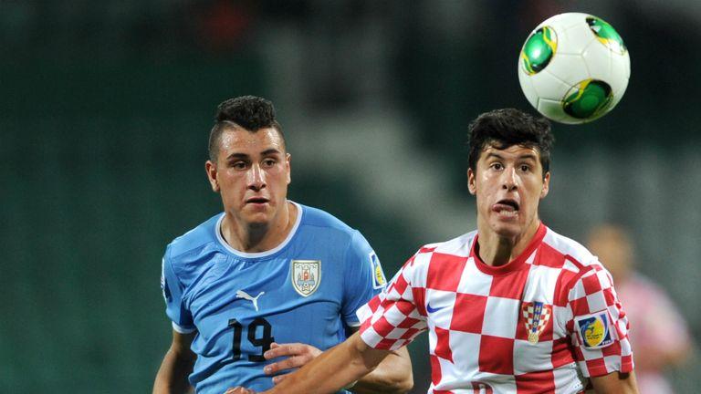 Stipe Perica: Is set to move to NAC Breda on a season long loan