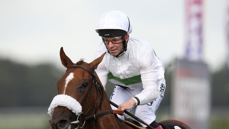Stirring Ballad is one of Alex's tips for the Royal Hunt Cup