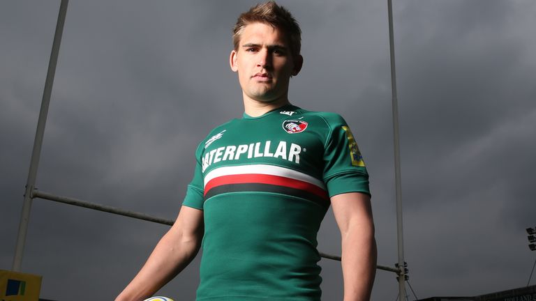 Toby Flood: Captain of Leicester this season