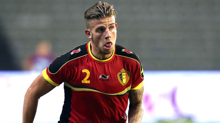 Toby Alderweireld: Subject of interest from Atletico Madrid