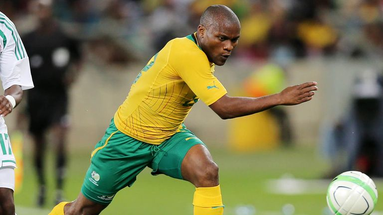 Tokelo Rantie: South Africa striker has joined Bournemouth for an undisclosed fee