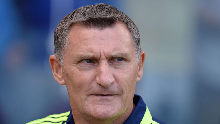 Tony Mowbray: Looking for an emergency centre-back at Boro