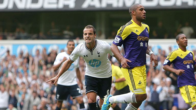 Roberto Soldado: Bagged his second penalty in two games