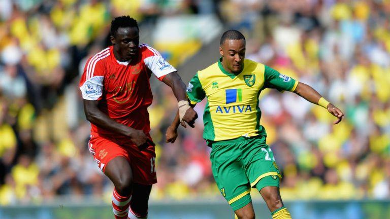 Nathan Redmond: Norwich's match-winner against Southampton
