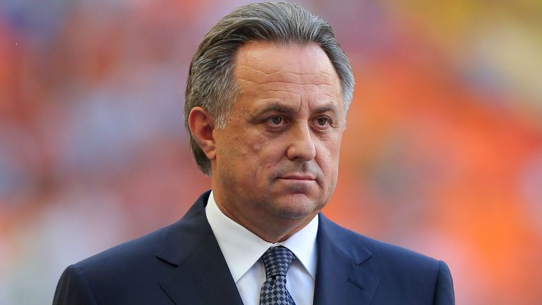 Vitaly Mutko says it is time to put the Russian doping scandal 'to rest'