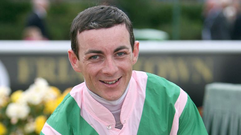 Wayne Lordan: A good man to have on side at Galway.