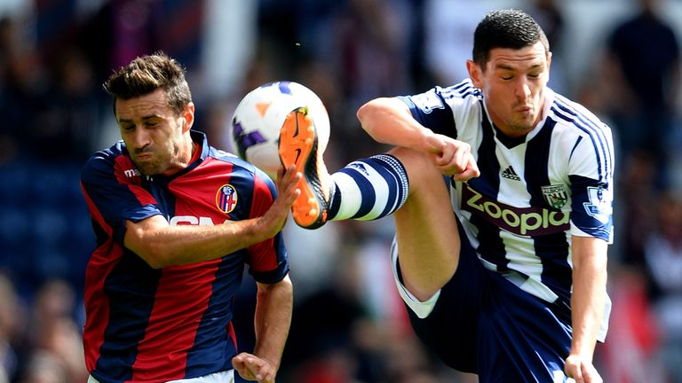 Graham Dorrans: Loan move off
