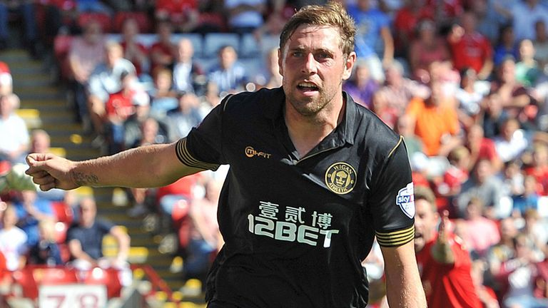 Grant Holt: Owen Coyle believes he can do a job for England