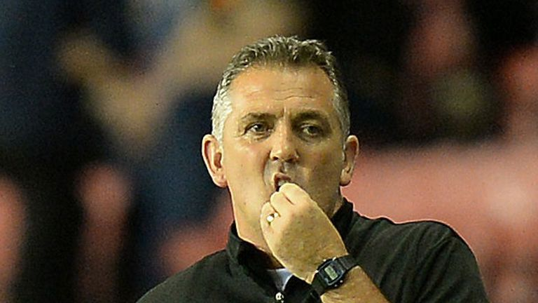 Owen Coyle: Felt Wigan did not deserve to lose