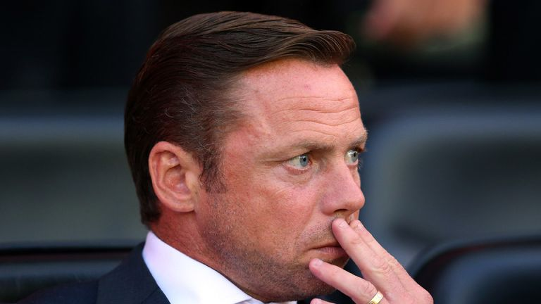 Paul Dickov: Is looking for clarity