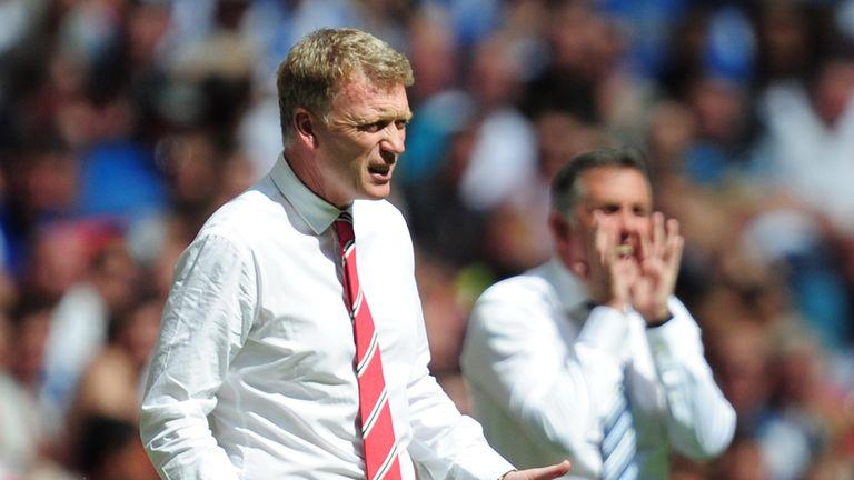 David Moyes: Impressed United staff