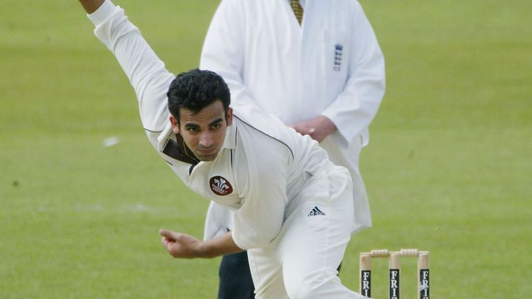 Zaheer Khan: Earned a recall for India