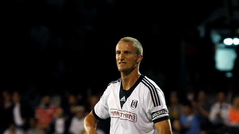 Brede Hangeland: Top-flight survival main target for Fulham