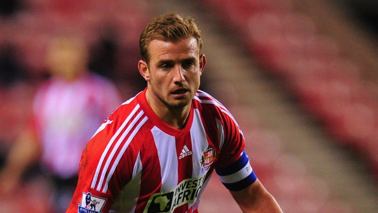Lee Cattermole: Sunderland midfielder has been linked with Stoke