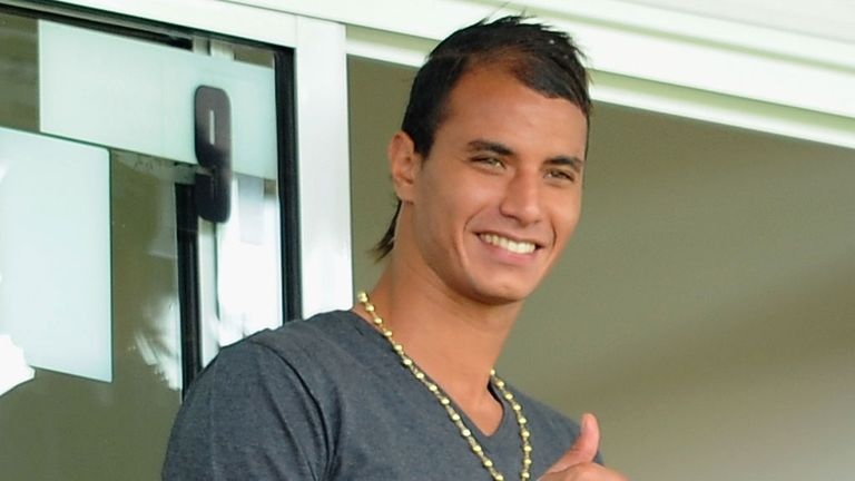 Marouane Chamakh: Joins Palace from Arsenal