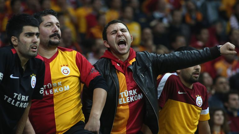 Galatasaray fans: get in touch here at Sky Sports