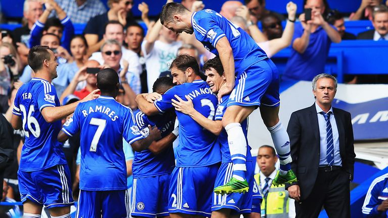 Jose Mourinho: Chelsea boss wants his players to be ruthless