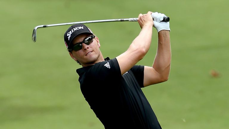 Chris Stroud: Posted a third round 68 to surge to the top of the leaderboard