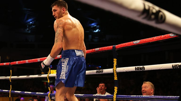 Nathan Cleverly: Must rebuild career after losing his world title
