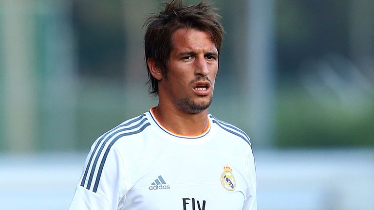 Fabio Coentrao: Left-back was still a Real Madrid player on Monday night