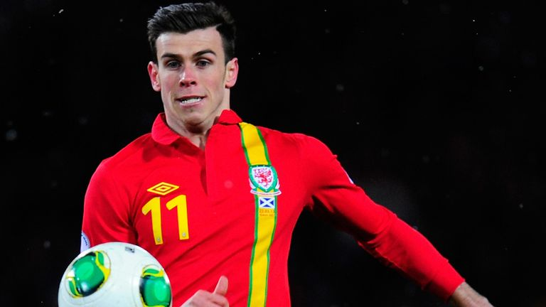Gareth Bale: Tottenham's Wales international is wanted by Real Madrid