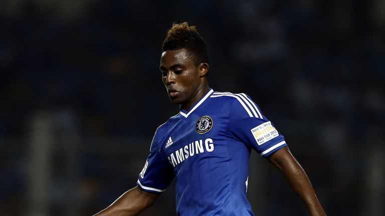 Islam Feruz: Offered new deal by Chelsea