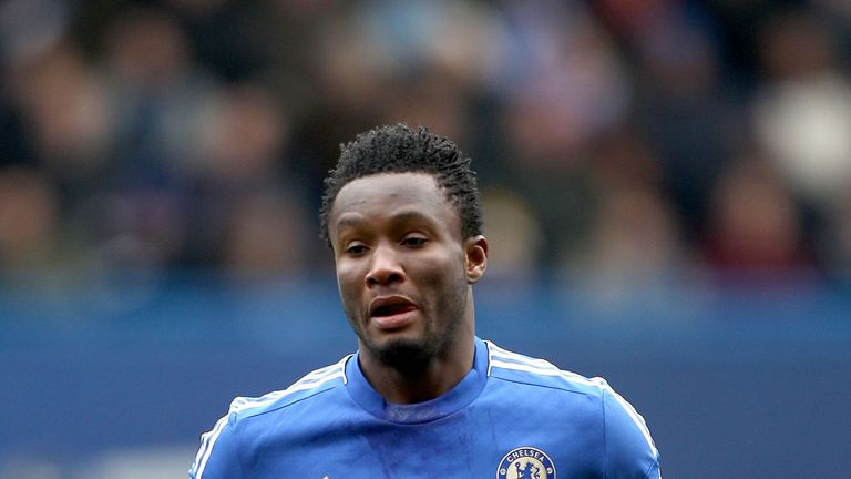 John Obi Mikel: Admits improvement is needed