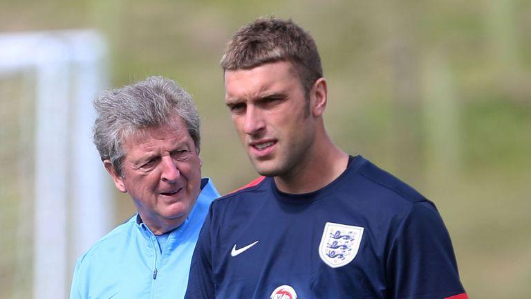 Rickie Lambert: Confident he can score goals for England
