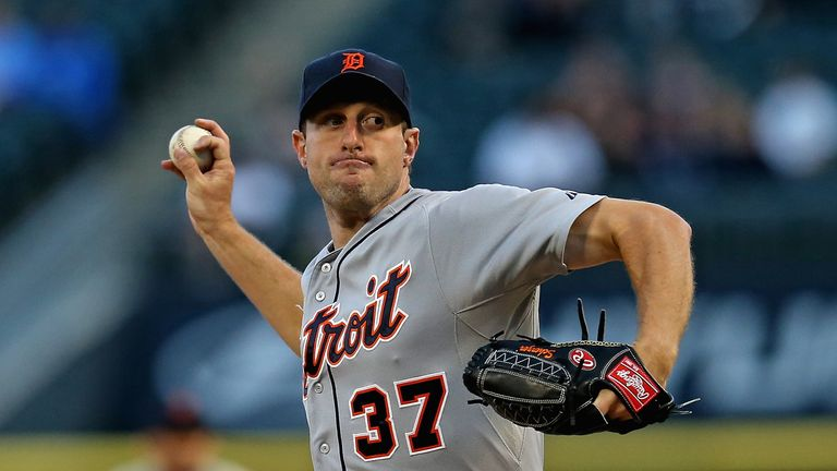 Max Scherzer: Has won 19 games so far in the 2013 MLB season