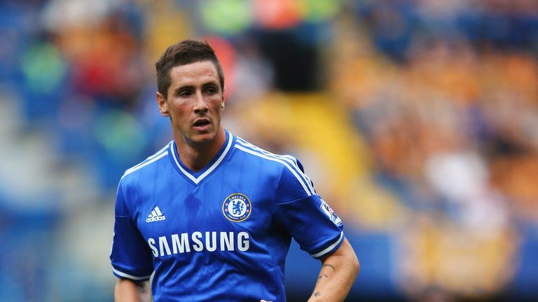 Fernando Torres: Thinks he will get a chance at Stamford Bridge