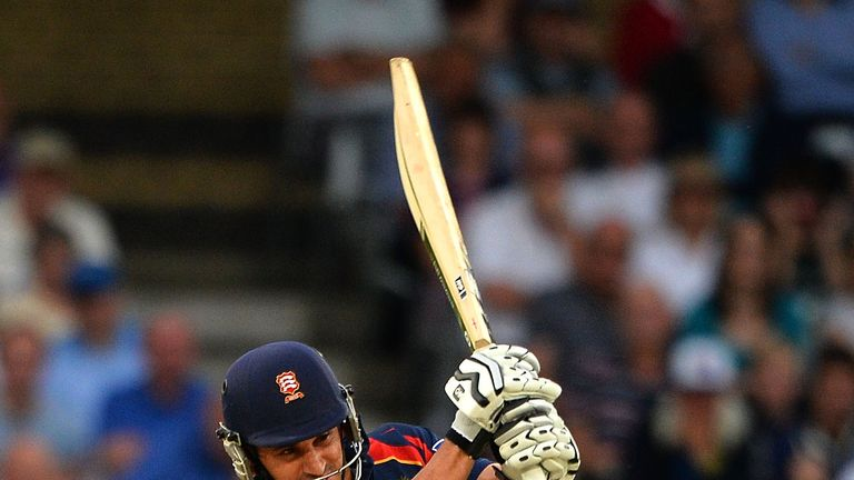 Ryan ten Doeschate: Hopes to continue fine form on Finals Day at Edgbaston
