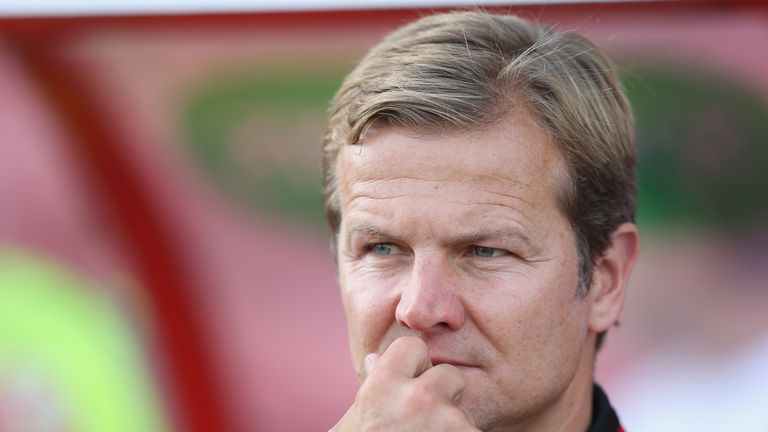 Mark Cooper: Given Swindon job permanently