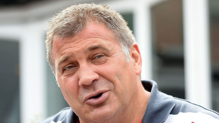 Shaun Wane: Wigan head coach wants a Grand Final spot