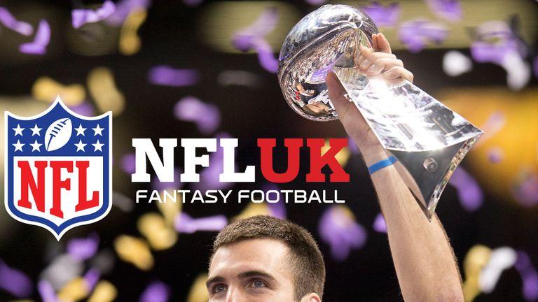 Sky Sports NFL UK Fantasy Football