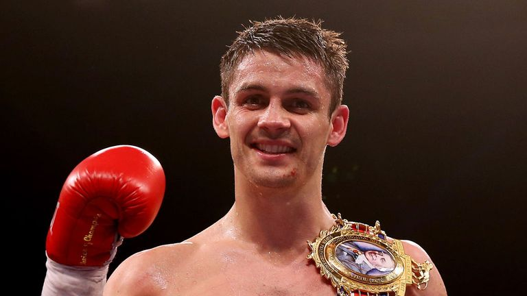 Stephen Smith: On the world title trail