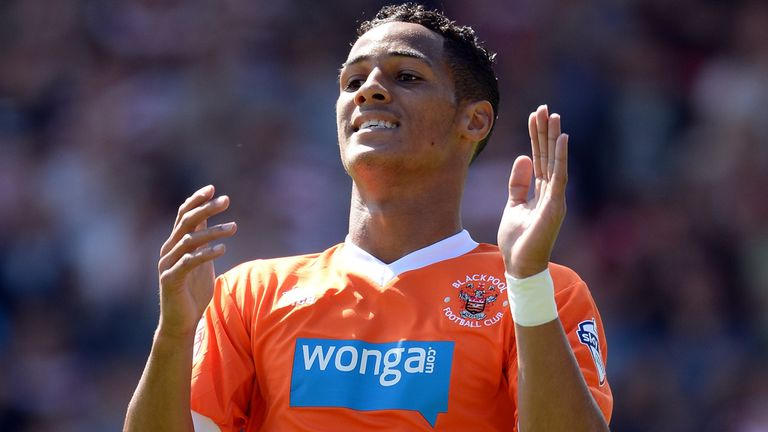 Thomas Ince: Used to take penalties against Kasper Schmeichel