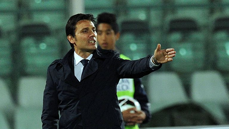 Vincenzo Montella: Set to sign contract extension