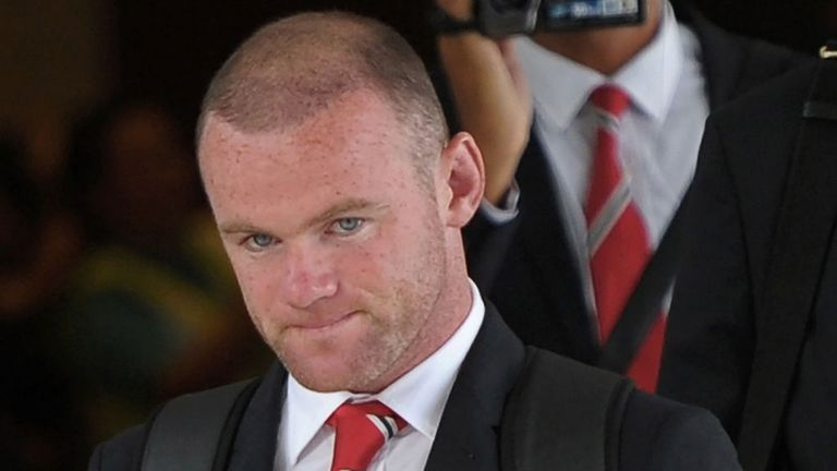 Wayne Rooney: Has publicly stated his disillusionment with his situation at Old Trafford