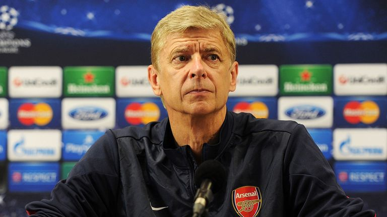 Arsene Wenger: Arsenal boss has confidence in away results