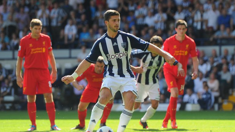 Shane Long: West Brom striker came close to deadline day move to Hull City