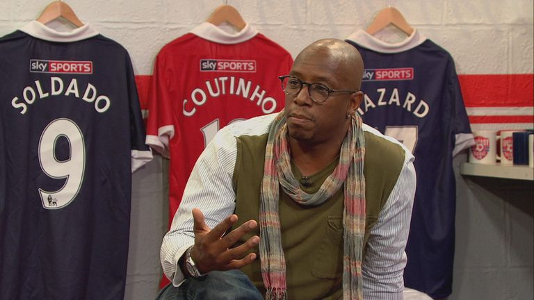 Ian Wright: takes us through his #One2Eleven