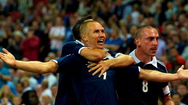 Kenny Miller: Striker not planning a Scotland U-turn