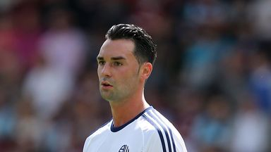 Chris Eagles: On his way out of Bloomfield Road