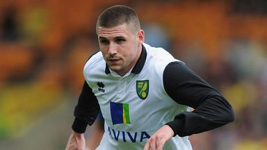 Gary Hooper: Norwich striker missed the home draw with Everton