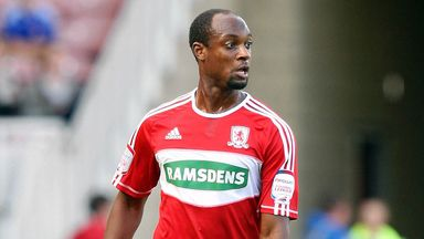 Justin Hoyte: Joins up with Dagenham