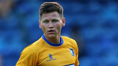 James Jennings: Signs for Morecambe