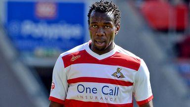 Bongani Khumalo: Wanted back at the Keepmoat Stadium