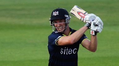 Michael Klinger: Steered Gloucestershire to an easy win