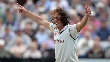 Ryan Sidebottom:  Extends his contract with Yorkshire