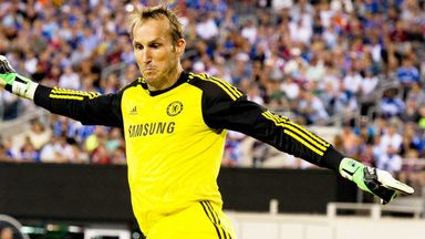 Mark Schwarzer: Chelsea keeper is looking forward to a third World Cup with Australia